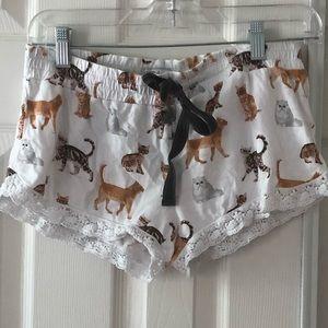 PJ Salvage cat boxers